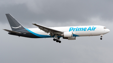 N1181A - Boeing 767-3Y0(ER)(BDSF) - Amazon Prime Air (Atlas Air)