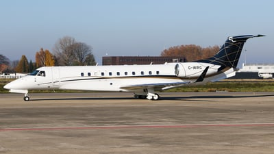 G-WIRG - Embraer ERJ-135BJ Legacy 650 - Private