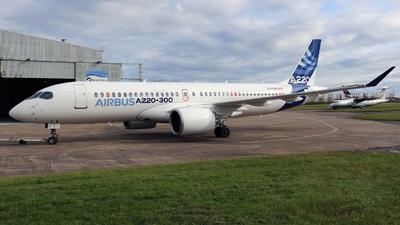 C-FFDK - Airbus A220-300 - Airbus Industrie