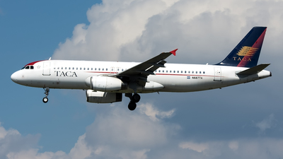 N687TA - Airbus A320-233 - TACA International Airlines