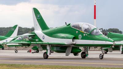 8805 - British Aerospace Hawk Mk.65A - Saudi Arabia - Air Force
