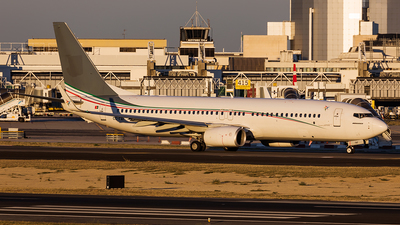 CS-FAF - Boeing 737-8FB - Ceiba Intercontinental Airlines