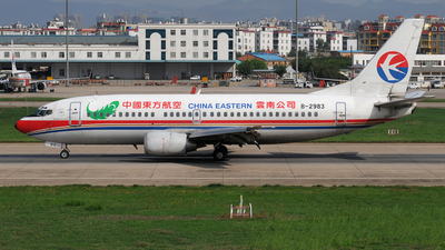 B-2983 - Boeing 737-3W0 - China Eastern Airlines