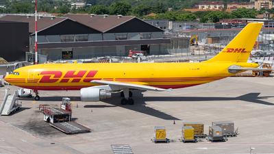 D-AEAL - Airbus A300B4-622R(F) - European Air Transport