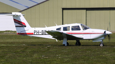 A picture of PHBEC - Piper PA28RT201T - [28R8131041] - © C. v. Grinsven