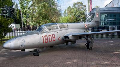 1808 - PZL-Mielec TS-11 Iskra - Poland - Air Force