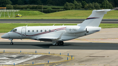G-TULI - Embraer EMB-550 Legacy 500 - Private