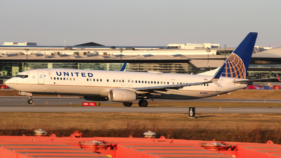 A picture of N61887 - Boeing 737924(ER) - United Airlines - © HiFlyer