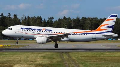 SX-BHV - Airbus A320-211 - SmartWings