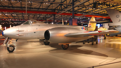 I-189 - Gloster Meteor F.8 - Netherlands - Royal Air Force