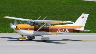 OE-KJE - Reims-Cessna FR172J Reims Rocket - Private