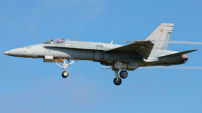 188051 - McDonnell Douglas CF-188 Hornet - Canada - Royal Canadian Air Force (RCAF)