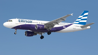 EK-32002 - Airbus A320-211 - Ellinair (Atlantis European Airways)