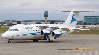 C-FLRJ - British Aerospace Avro RJ85 - Summit Air