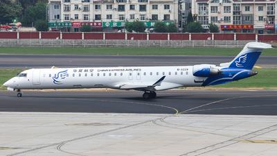 B-3228 - Bombardier CRJ-900LR - China Express Airlines