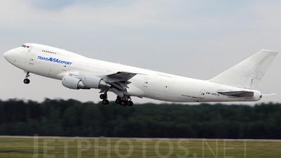 A picture of EW445TQ - Boeing 747281B(SF) - [24399] - © Alexey Yakubov