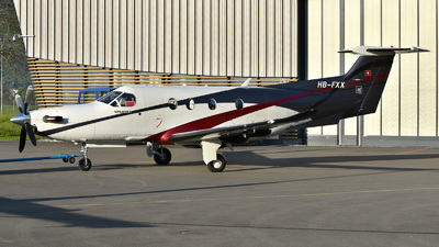 HB-FXX - Pilatus PC-12/47 - FLY 7 Executive Aviation