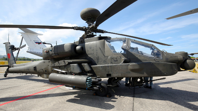 067 - Boeing AH-64D Apache - Singapore - Air Force
