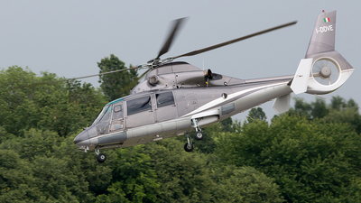 I-DDVE - Aérospatiale SA 365N2 Dauphin 2 - Private