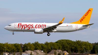 A picture of TCAAY - Boeing 73782R - [40874] - © Freek Blokzijl