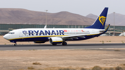 EI-DWZ - Boeing 737-8AS - Ryanair