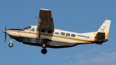 A picture of N72KA - Cessna 208B Grand Caravan - Kenmore Air - © Ethan Peters