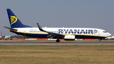 EI-EVL - Boeing 737-8AS - Ryanair