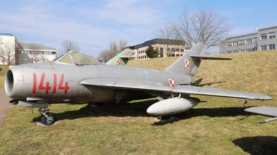 1414 - WSK-Mielec Lim-5R - Poland - Air Force