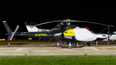 G-NTWK - Aérospatiale AS 355F2 Ecureuil 2 - PDG Helicopters