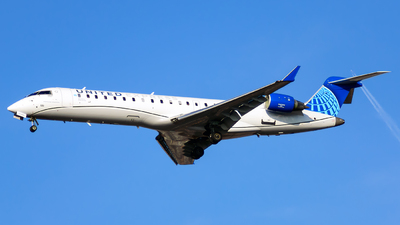 N551GJ - Bombardier CRJ-550 - United Express (GoJet Airlines)