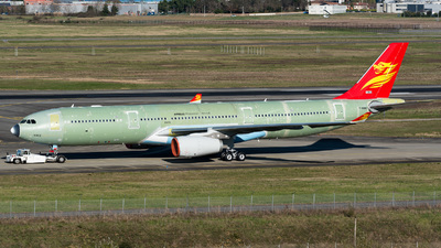 F-WWKY - Airbus A330-343 - Capital Airlines