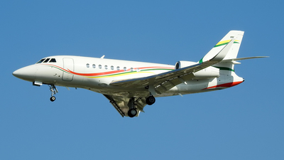 VP-CTV - Dassault Falcon 2000S - Air Alsie