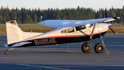 N4924E - Cessna A185F Skywagon - Private