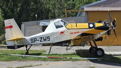 SP-ZWS - PZL-Mielec M-18B Dromader - Zaklad Uslug Agrolotniczych
