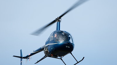 N100WR - Robinson R22HP - Private