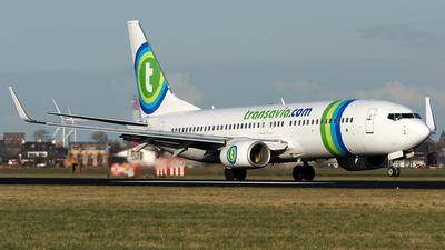 PH-HSE - Boeing 737-8K2 - Transavia Airlines