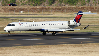 N693CA - Bombardier CRJ-900ER - Delta Connection (SkyWest Airlines)