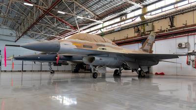 4X-ACE - General Dynamics F-16B Fighting Falcon - Israel Aerospace Industries (IAI)