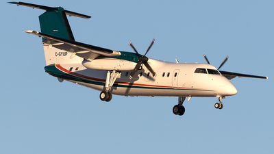 C-GYUP - Bombardier Dash 8-Q202 - Sunwest Aviation
