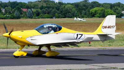 OM-M217 - FK-Lightplanes FK-14 B2 Polaris - Private