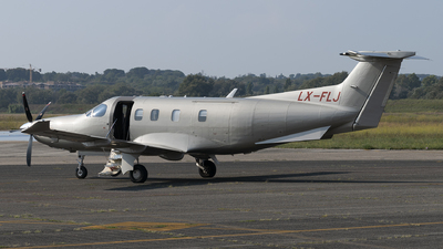 LX-FLJ - Pilatus PC-12 NGX - Jetfly Aviation