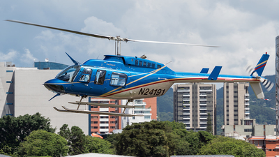 N24191 - Bell 206L-4 LongRanger - Private