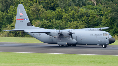10-5701 - Lockheed Martin C-130J-30 Hercules - United States - US Air Force (USAF)