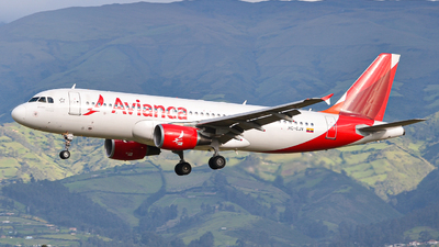 A picture of HCCJV - Airbus A320214 - Avianca - © Juan Andres Saavedra