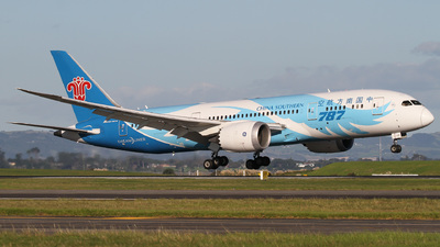 B-2727 - Boeing 787-8 Dreamliner - China Southern Airlines