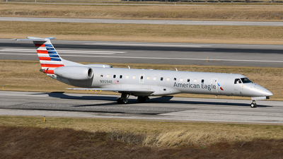 A picture of N909AE - Embraer ERJ145LR - American Airlines - © DJ Reed - OPShots Photo Team