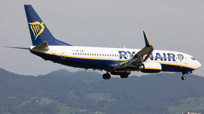 A picture of EIDHE - Boeing 7378AS - Ryanair - © Markus Buttinger
