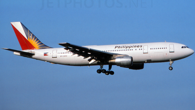 RP-C3002 - Airbus A300B4-103 - Philippine Airlines