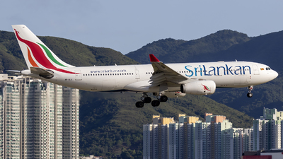 4R-ALA - Airbus A330-243 - SriLankan Airlines