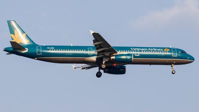 VN-A612 - Airbus A321-231 - Vietnam Airlines